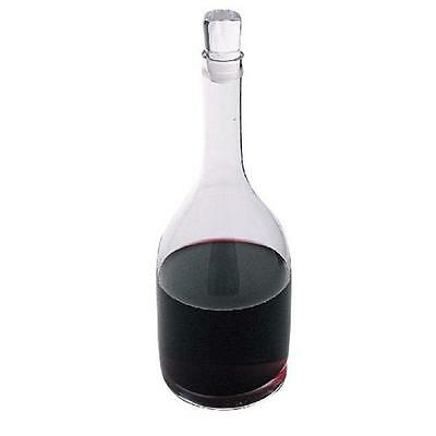World Cuisine 81166-7 Mouth Blown Glass Decanter