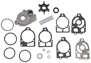 MERCURY WATER PUMP KIT SUITS MANY 75 HP - 200HP Replaces 46-96148A5, AP3517
