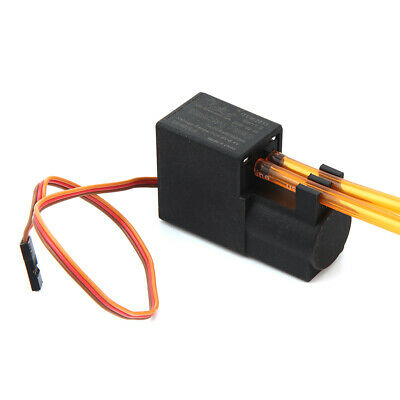 RCEXL Mini Smoke Pump Gasoline Pump Smoking Pump Adjustable Flow for RC Airplane