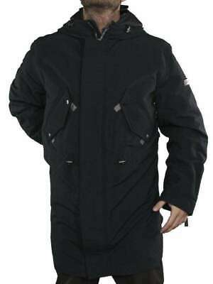 official photos 16476 3f8f9 PEUTEREY DEFENDER BLU 5406U418J0 215 Giacca Invernale Cappotto Uomo 3 in 1  co...