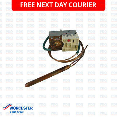 Worcester Heatslave 15/19 & 20/25 Thermostat 87161423130 - New *free Courier*