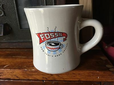 Fossil Brand Coffee Cup