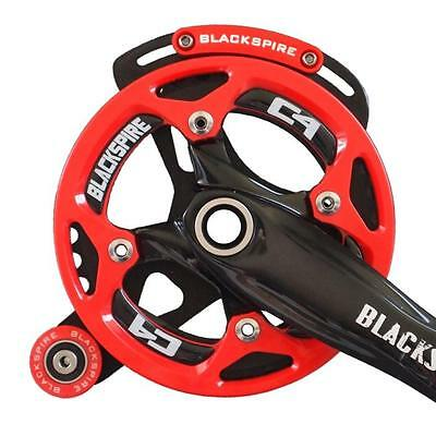 Blackspire DSX C4 MTB Mountain bike Chain guide device ISCG fitment RED