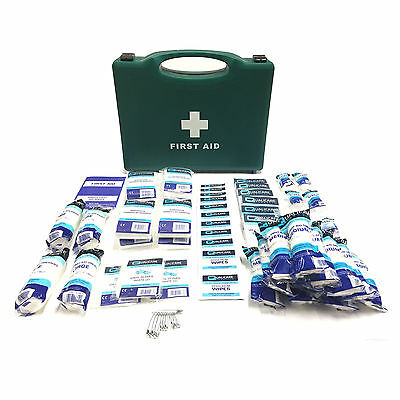 50 Person Emergency Medical Home Work Shop Hse Approved Quality First Aid Kit