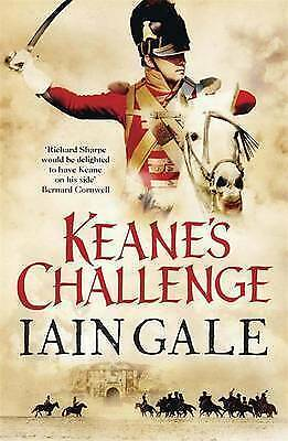 Keane's Challenge BRAND NEW BOOK by Iain Gale (Paperback, 2015)