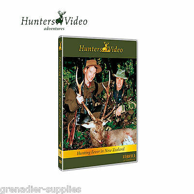 Hunting Fever In New Zealand Hunters Video Hunting Dvd