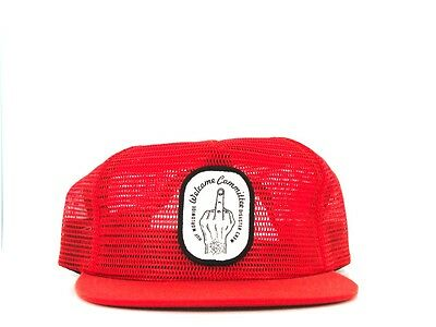 HUF Cap Commite Mesh orange