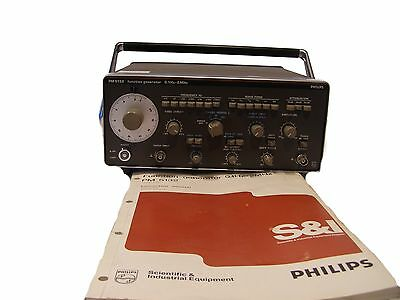 PHILIPS Function Generator PM5132  0,1Hz bis 2 MHz