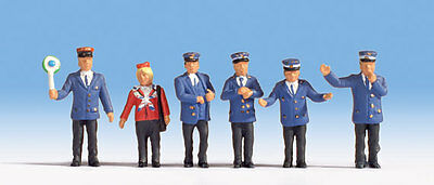 NOCH 45265 TT Figurines 1:120 Train guards new original packaging