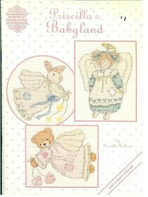 Precious Moments/Gloria & Pat Designs - Cross Stitch Leaflet