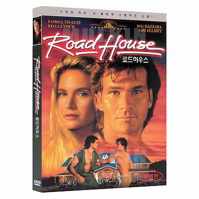 Road House (1989) New Sealed DVD Patrick Swayze