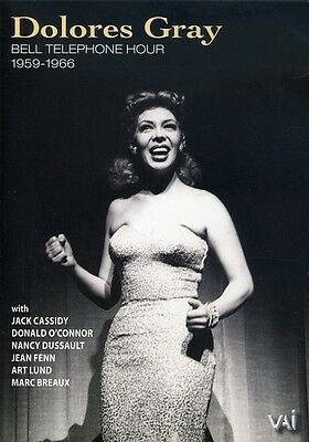 Bell Telephone Hour, 1959-1966: Dolores Gray (2006, DVD NEUF)