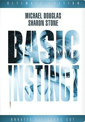 Basic Instinct [Ultimate Edition - Unrated Director's Cut] (2006, DVD NEUF) WS