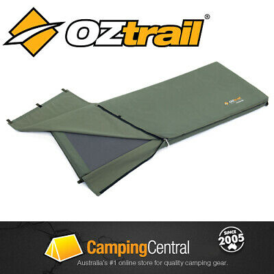 OZtrail COOPER EXPEDITION Roll Up Canvas Swag
