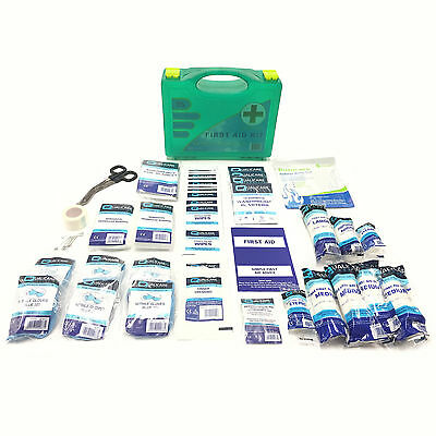Small Medical Office Home Workplace Shop Essential Premier Bsi First Aid Kit