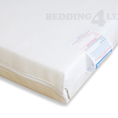 Baby Travel COT MATTRESS BREATHABLE for Cot Size 100 x 70 x 7.5 CM