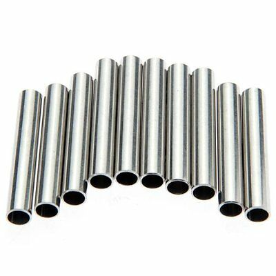 10pcs 304 Stainless Steel Tube Grip Tip Back Stem for Tattoo Machine BF