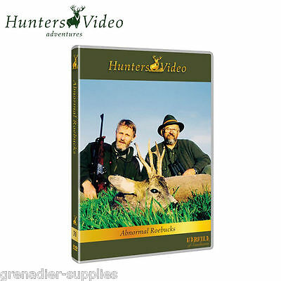 Abnormal Roebucks Hunters Video Hunting Dvd