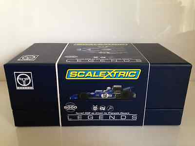 Scalextric C3759A Tyrrell 002 Driver Francois Cevert Legends OFFER
