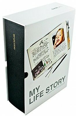 SUCK UK My Life Story 100 year diary for recording life events FREE POST UK