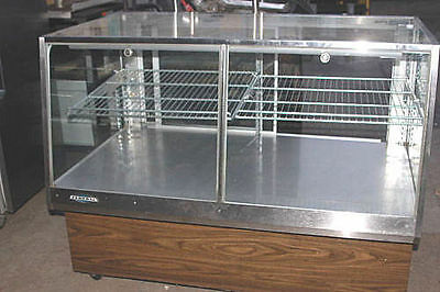 5ft Dry Bakery CASE by Federal Donuts Display