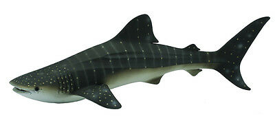 CollectA 88453 Whale Shark - Realistic Toy FIsh Model Sealife Animal Replica NIP