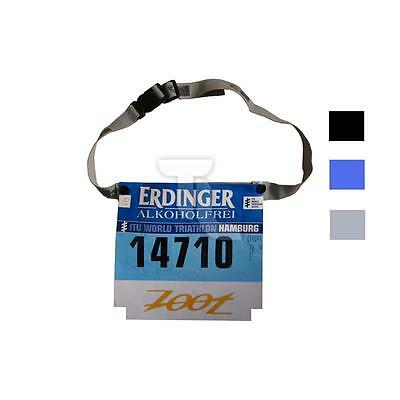 Neues Startnummernband Race Belt Triathlon Wettkampf Triathlonladen