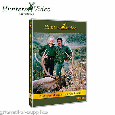 Hunting In Mongolia And Kazakhstan Hunters Video Hunting Dvd