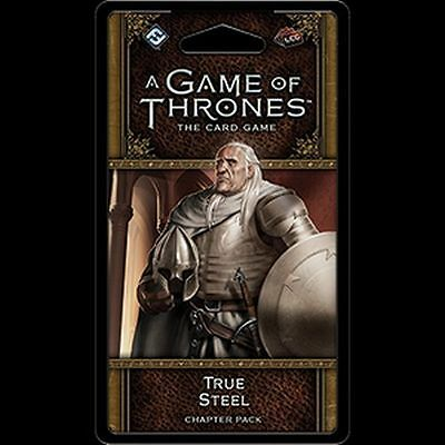 True Steel chapter pack for A Game of Thrones LCG Second edition