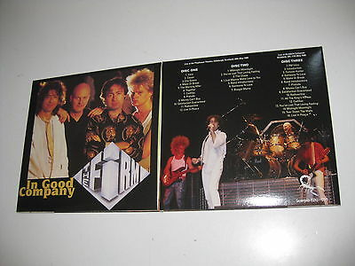 The Firm 3 Cd In Good Company Live