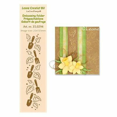Lea'bilities Embossing Folder - TOOLS & IVY 35.0294