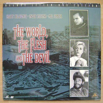 *RARE TITLE* The World, The Flesh and The Devil - BRAND NEW & SEALED - Belafonte
