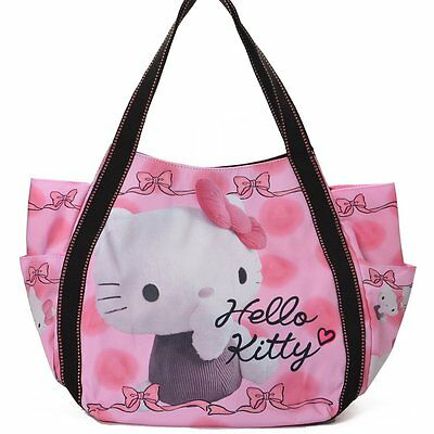 Hello Kitty limited 40th anniversary tote bag Mothers Sanrio F/S 5
