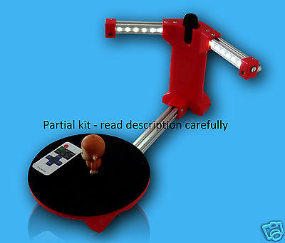 BQ Ciclop DIY 3D Scanner - RED color parts and T-Slot extrusion only