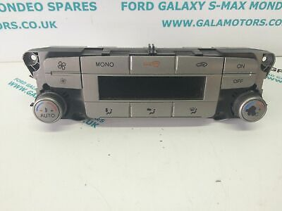 Ford Galaxy Mk3 S-Max 2006-2010 Digital Climate Control Unit   Ra57