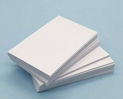 350gsm White Business Card Blanks. Save The Date Card Blanks, Place Name Cards