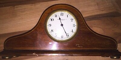 Fabulous Scheinwater & Lloyd LTD Liverpool Mantel Clock