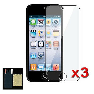 Clear Screen Protector for Apple Ipod Touch 5 (5th Generation) - 3 Packs BF
