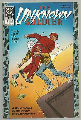 The Unknown Soldier #2 (Holiday 1988, DC) f15