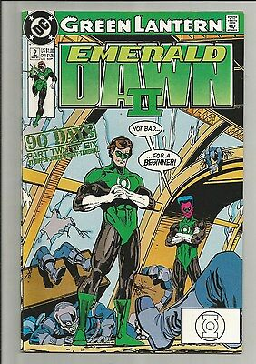 Green Lantern: Emerald Dawn II #2 (May 1991, DC) d75