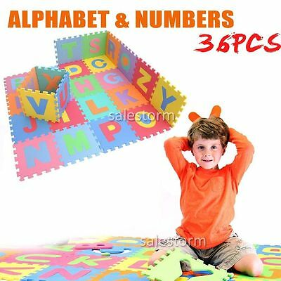 Large Double Side Baby Play Mat Kid Kids Child Playing Room Floor Camping Picnic