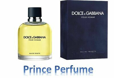 D&G DOLCE E GABBANA POUR HOMME EDT NATURAL SPRAY VAPO - 75 ml