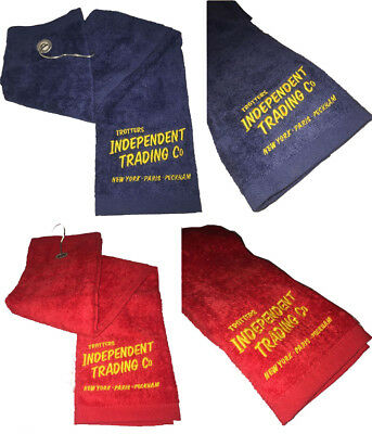 Only Fools and Horses Official Golf / Fishermans Towel Top Quality with hook