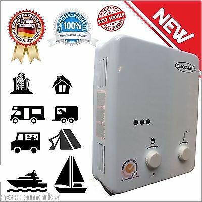 Tankless Gas Water Heater (Low Pressure Startup) 1.6 Gpm Ventfree  (Natural Gas)