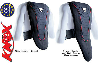 Knox Contour Back Protector - 510mm Race
