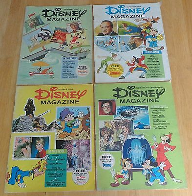 Disney Magazine Comics Storys Activity Promo Book Procter and Gamble 1976 lot