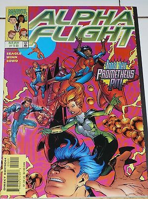 Alpha Flight 10, May 1998, Prometheus pit, q55