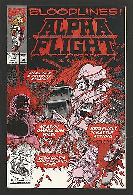 Alpha Flight #114 (Nov 1992, Marvel) g1