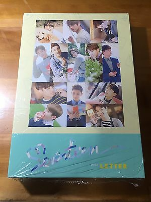SEVENTEEN 1st Album Love&Letter Pretty U LETTER Ver. CD Offi K-POP[No Photocard]