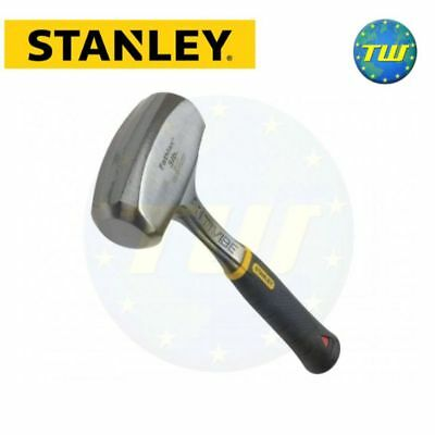 Stanley Builders Demolition Anti Vibe Lump Hammer 3lb 1.3Kg 1-56-001 STA156001